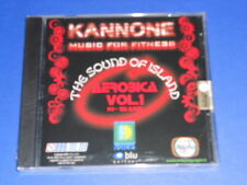 Kannone The sound of Island Aerobica v 1 - CD SIGILLATO