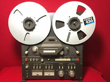 "TASCAM 32 2-track 1/4"" Reel to Reel Tape Recorder analog deck"