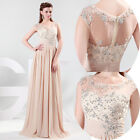 New Arrival Chiffon Formal Bridesmaid Party Ball Gown Prom Wedding Long Dresses