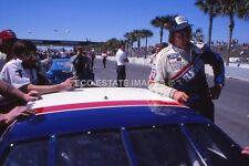 1986 Bruce Jenner IMSA GTO 7-11 35mm color photo slide transparency IM3034