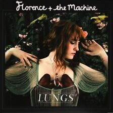 FLORENCE + THE MACHINE Lungs 2009 UK vinyl LP SEALED/NEW