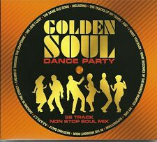 GOLDEN SOUL DANCE PARTY CD - 36 TRACK NON STOP SOUL MIX - MY GIRL & MORE