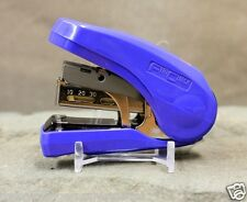 MAX Flat Clinch Ergonomic Style Stapler Coin Supllies Space Saver