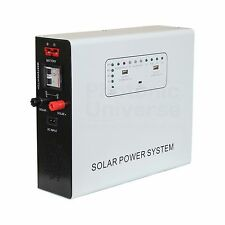 600W 230V AC Household Solar System with 600W 12V Inverter and 20A Controller