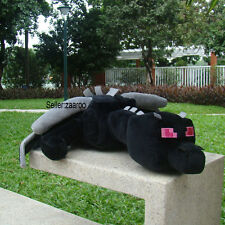 """Minecraft Ender Dragon 25"""" Pterosaurs Game Boss Plush Toy Collection Soft Doll"""