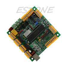 4 Axis USB CNC Controller Interface Board CNCUSB MK1 USBCNC 2.1
