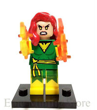 Custom Phoenix Minifigure Marvel Superhero fits with Lego 0151 UK Sellar