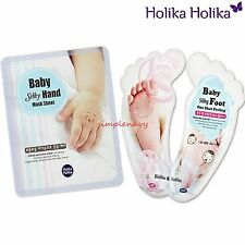 Holika Holika Baby Silky Hand mask & Foot Peeling Mask Sheet 2 pairs