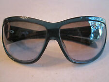 DIESEL SUNGLASSES WITH CASE - BLUE GREEN - 125 BETADECAY BP7 - NICE CONDITION
