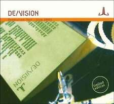 DE/VISION Devolution Tour + I Regret 2003 2CD VNV NATION