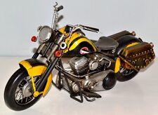 HD Moto Metal de hoja Motocicleta metal Modelo De Chapa. Modelo De Estaño