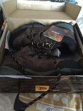 JCB Trekker Low - Safety Work Boots UK 4 Eur 37 BNIB steel toe cap Boots