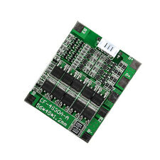 4S 30A 14.8V Li-ion Lithium 18650 Battery BMS Packs PCB Protection Board UK