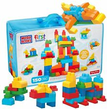 Mega Bloks Deluxe Building Bag 150-Piece New