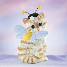 Busy as a Bee Cat Figurine - Cute as a Bug Bradford Exchange