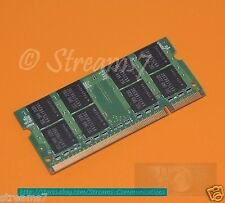 2GB Dell Inspiron 1501 1520 1525  1545 1546 1720 1721 1750 DDR2 Laptop Memory