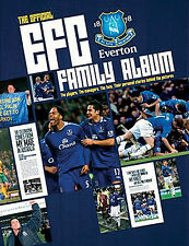 The Official Everton FC Family Album - Toffees Photographs Football Photos book