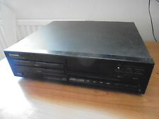 Pioneer Double CD Player PD Z73T Pioneer Twin CD Player