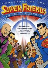 Challenge of the Superfriends: United They Stand (2010, DVD NEW)