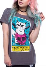 NEW IRON FIST The Devils Card Ss T Shirt Size: Small