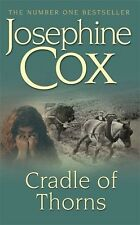 Cradle of Thorns - Acceptable Book Cox, Josephine