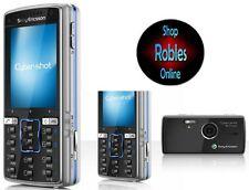 Sony ERICSSON k850i Velvet Blue (Senza SIM-lock) 3g 4 nastro 5,0mp Flash Video Call
