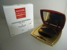 MASTERS COLORS MINERAL n°22 FARD SOLO bleu COULEUR A PAUPIERES n° 22 EYE SHADOW