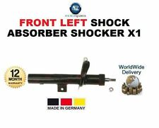 FOR PEUGEOT PARTNER VAN BOX 1996-- ON NEW FRONT LEFT SHOCK ABSORBER SHOCKER X1