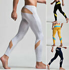 New Sexy Brushed Mens Long Johns thermal Underwears Gym Pants Size M L XL #WT03
