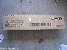New ! Xerox DocuColor 7002 8002 8080 Cyan Toner 006R01554  6R01554 6R1554