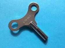 Uhrenschlüssel für Großuhren Nr. 7 Vierkant 4,00mm  Neu