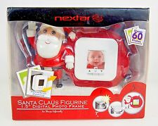 Santa Claus Digital Photo Frame Christmas Nextar 8 MB Figurine Color Pictures