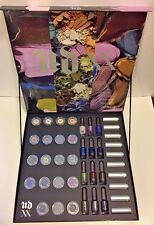 NEW URBAN DECAY UD XX 20 YEARS BEAUTY WITH AN EDGE VAULT NAIL, LIP ,SHADOWS NIB