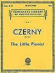 Little Pianist, Op. 823 : Piano Solo by Czerny Carl Paperback Book (English)