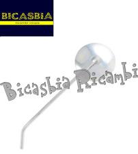 6819 SPECCHIO RETROVISORE SINISTRO CROMATO 125 150 VESPA PX FRENO A DISCO