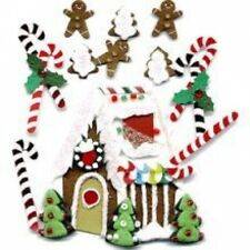 Jolee's Boutique Stickers - Gingerbread House #726