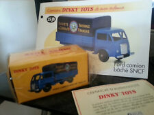 DINKY ATLAS FORD CAMION BACHE SNCF