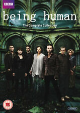 Being Human - Series 1-5 - Complete DVD 2013 14-Disc Set, Box Set New Sealed