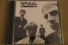 Republika - 82-85 CD Polish Release