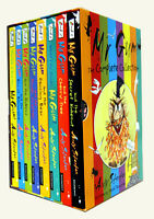 Mr Gum Collection 8 Books Set Pack By Andy Stanton - Great Gift Idea - Brand New