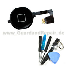 IPhone 4s bouton noir, Home Button Flex Câble Flex incl. outil set #862+