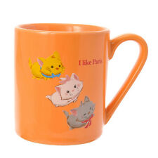 The Aristocats Mug Cup Tsum Tsum Orange ❤ Disney Store Japan Marie Toulouse