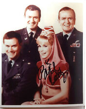 I Dream of Jeanie TV Autograph 8x10 Photo Signed by Barbara Eden (LHAU-285)