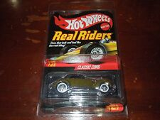 Hot Wheels RLC Real Riders Series Gold Classic Cord 3106/5000 - Free Shipping