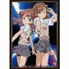 Bushiroad Sleeve Collection Vol.631 Toaru Kagaku no Railgun S - Mikoto & Kuroko