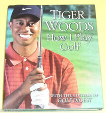 How I Play Golf - Tiger Woods 2001 Great Photos! Nice SEE!