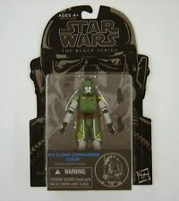 Hasbro STAR WARS THE BLACK SERIES CLONE COMMANDER DOOM FIGURE