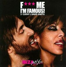 DAVID GUETTA & CATHY - F***ME I'M FAMOUS! Brand New Not Sealed