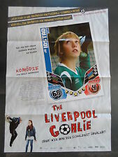 THE LIVERPOOL GOALIE - Filmplakat A1 - Arild Andresen - Ask van der Hagen