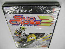 "SnoCross 2 Featuring ""Air"" Blair Morgan (Sony PlayStation 2, 2007) BRAND NEW"